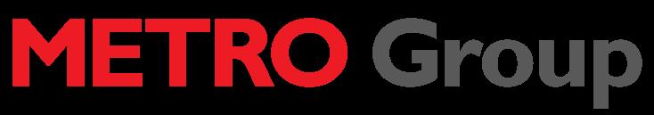 Logotipo Metro Group